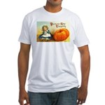 1909 Thanksgiving Fitted T-Shirt