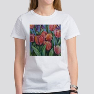 Mainly my tulips Women's T-Shirt