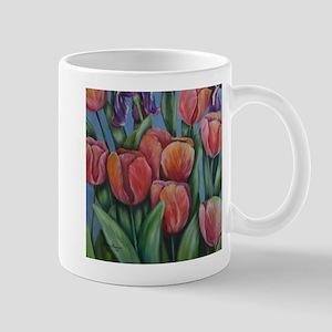 Mainly my tulips Mug