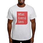 We1s Logo T-Shirt