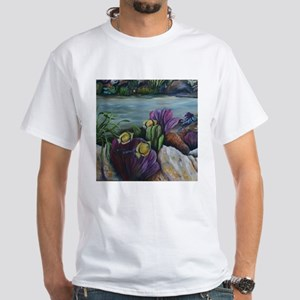 Butterfly fish White T-Shirt