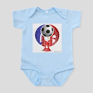 USA Soccer Team Infant Bodysuit