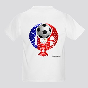 USA Soccer Team Kids Light T-Shirt