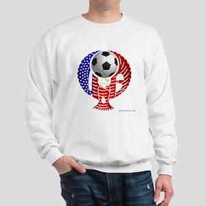 USA Soccer Team Sweatshirt