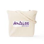 Andalee Belly Dance Tote Bag