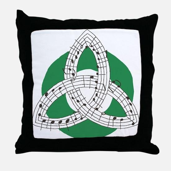 Slane Trinity Throw Pillow