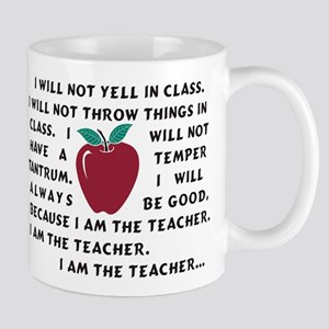 I am the Teacher! Mug