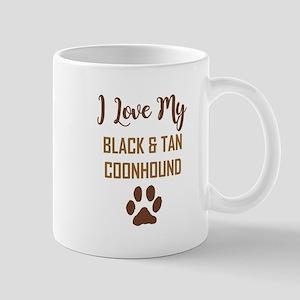 I LOVE MY DOG! Mugs