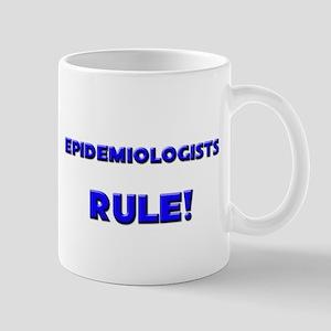 Epidemiologists Rule! Mug