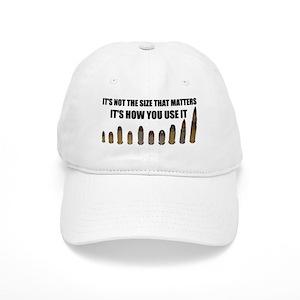 e1116a76b08 Size Matters Hats - CafePress