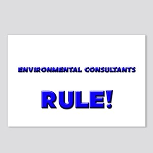 Environmental Consultants Rule! Postcards (Package