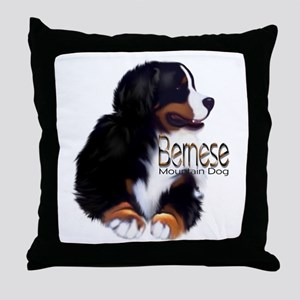 MadDog's Throw Pillow