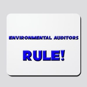 Environmental Auditors Rule! Mousepad