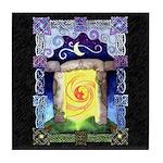 Celtic Doorway Tile Coaster