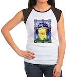 Celtic Doorway Women's Cap Sleeve T-Shirt