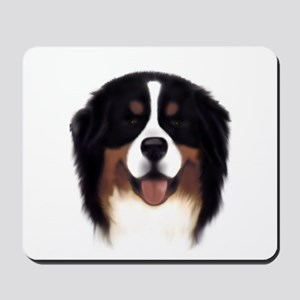 Male Head Study Mousepad