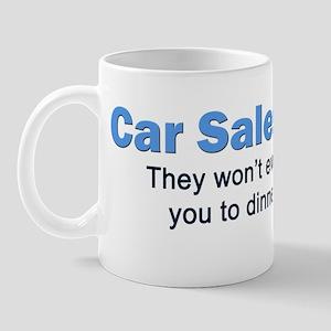 Salesmen Mug