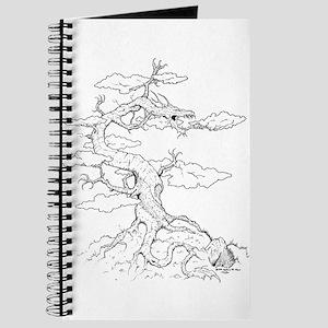 Ink Dragon Tree Journal