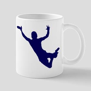 BLUE DISC CATCH Mug