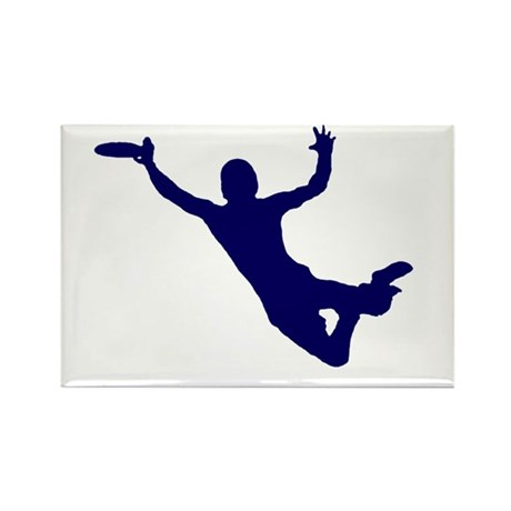 BLUE DISC CATCH Rectangle Magnet (10 pack)