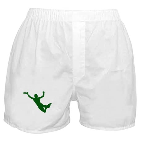 GREEN DISC CATCH Boxer Shorts