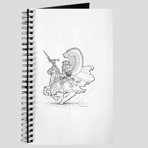 Ink Winged Hussar Journal