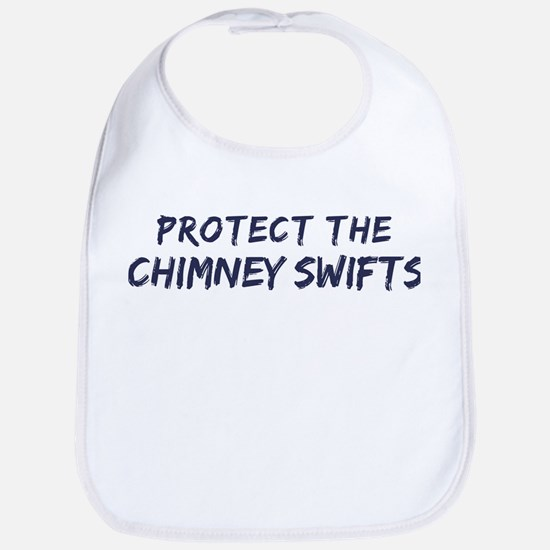 Protect the Chimney Swifts Bib