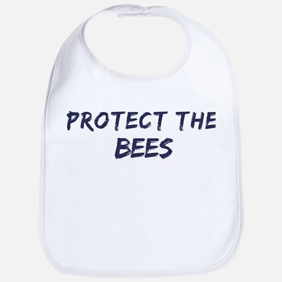 Protect the Bees Bib
