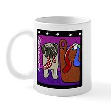 Pug and Sock Mug