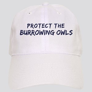 Protect the Burrowing Owls Cap