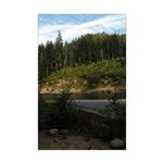 Eel River at Leggett Creek Mini Poster Print