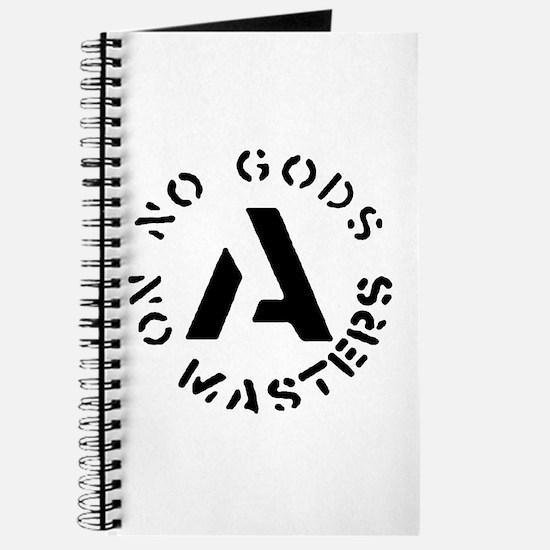 No Gods No Masters Journal