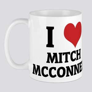I Love Mitch McConnell Mug