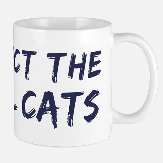 Protect the Feral Cats Mug