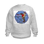 USS DASH Kids Sweatshirt