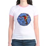 USS DASH Jr. Ringer T-Shirt