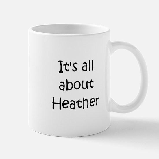 Unique Heather Mug
