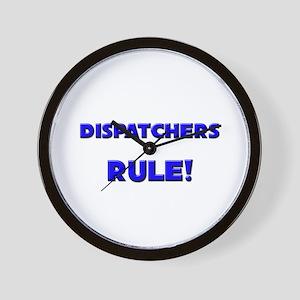Dispatchers Rule! Wall Clock