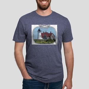 Nobska Lighthouse T-Shirt