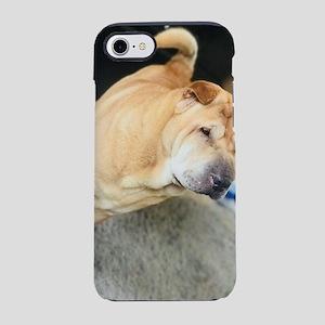 Beautiful sharpei iPhone 8/7 Tough Case
