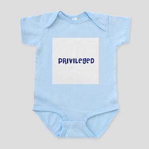 Privileged Infant Creeper