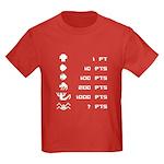 Point Value Kids Dark T-Shirt