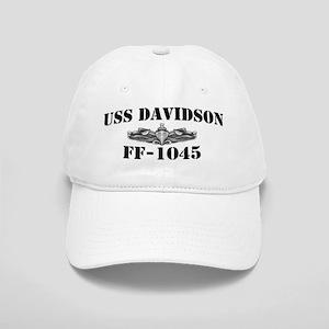 USS DAVIDSON Cap