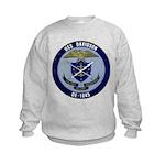 USS DAVIDSON Kids Sweatshirt