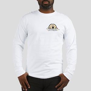Life's Golden Christmas Long Sleeve T-Shirt