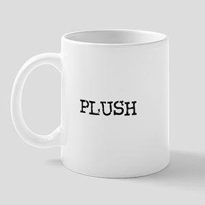 Plush Mug