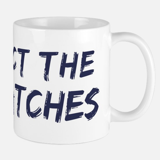 Protect the Nuthatches Mug