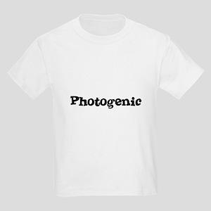 Photogenic Kids T-Shirt