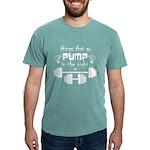 Bodybuilding Pump in th Mens Comfort Colors® Shirt