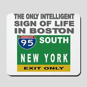 Boston Intelligence Mousepad